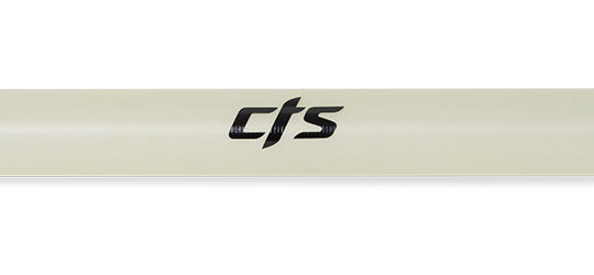 CTS Rod Tube | Clear