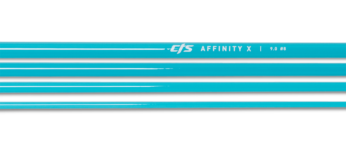 CTS Affinity X 9.0 #8 | Teal