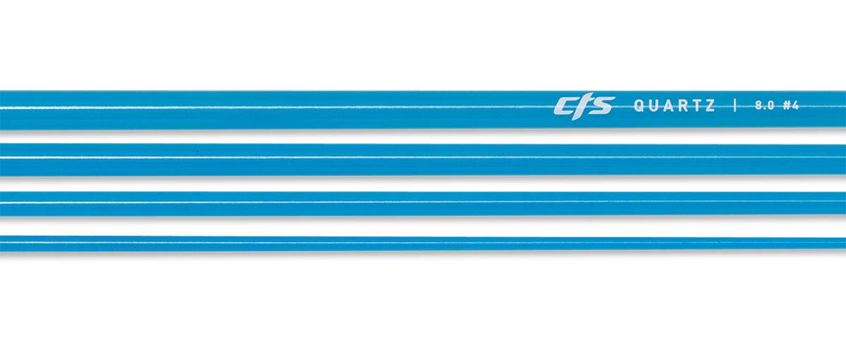 CTS Quartz 480 Fly Rod Blank | Azure