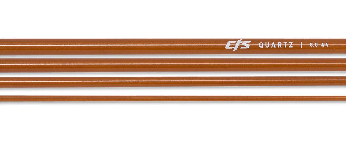 CTS Quartz 480 Fly Rod Blank | Golden Tea