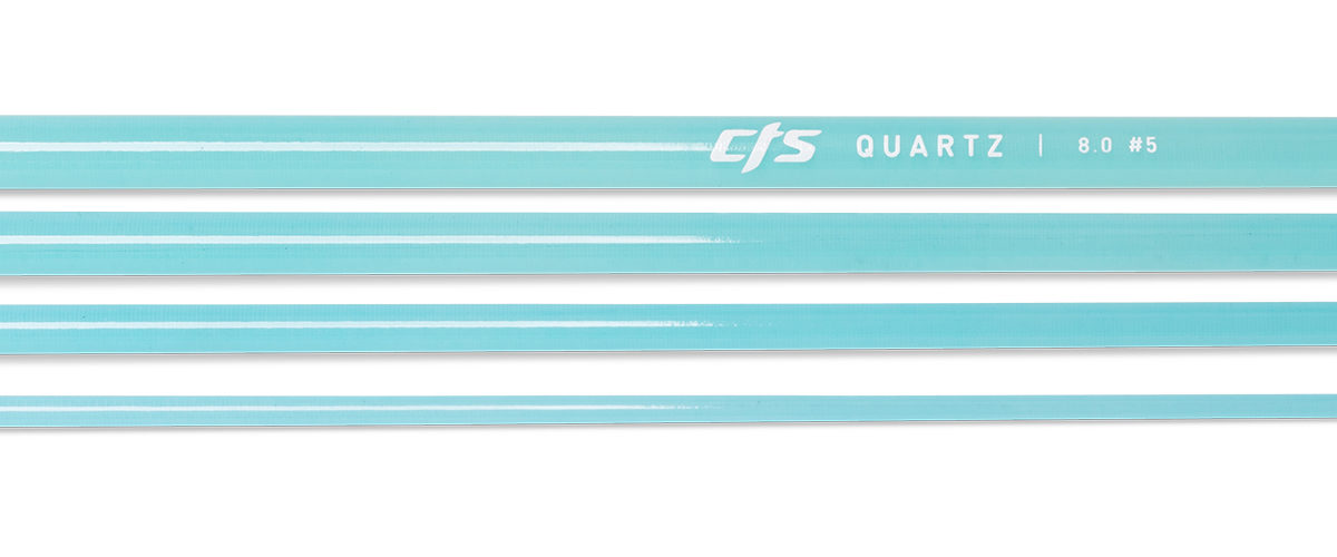 CTS Quartz 580 Fly Rod Blank | Pure