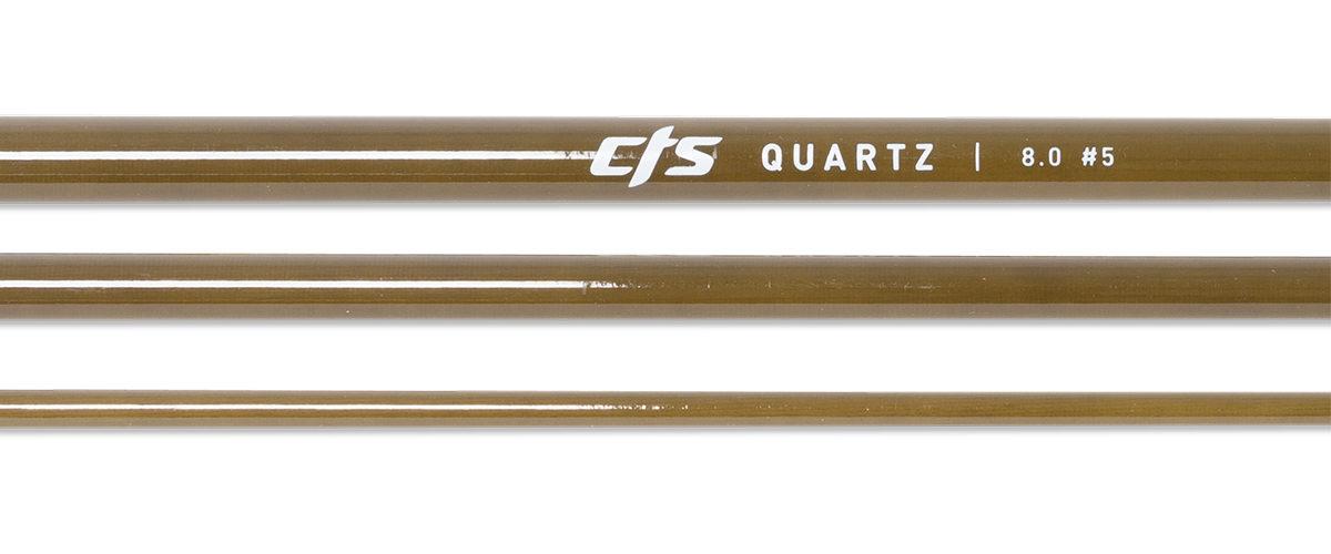 CTS Quartz 580 Fly Rod Blank | Seaweed