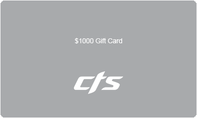 CTS $1000 Gift Voucher
