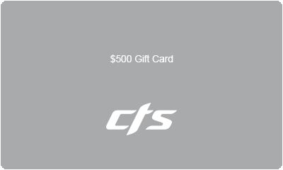 CTS $500 Gift Voucher