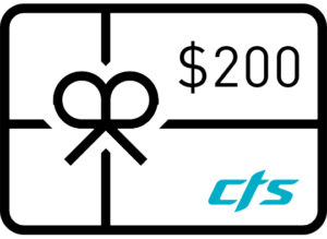 CTS $200 Gift Voucher