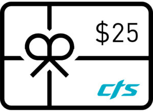 CTS $25 Gift Voucher