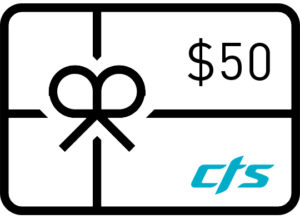 CTS $50 Gift Voucher