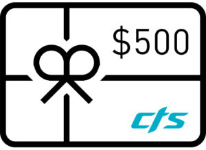 CTS $500 Gift Voucher