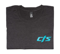 CTS Tee | Charcoal