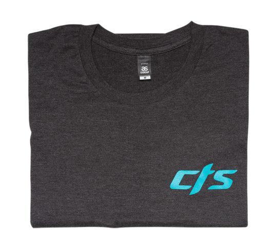 CTS Tee | Charcoal