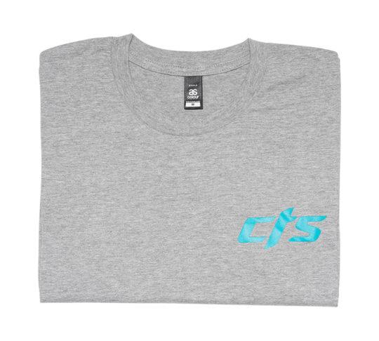 CTS Tee | Grey Marle