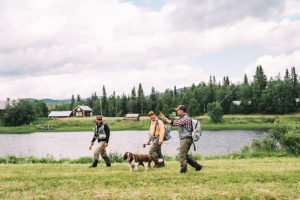 Fly Fishing Swedish Lapland | CTS New Zealand