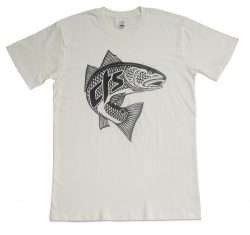 CTS Organic Tee Red Drum